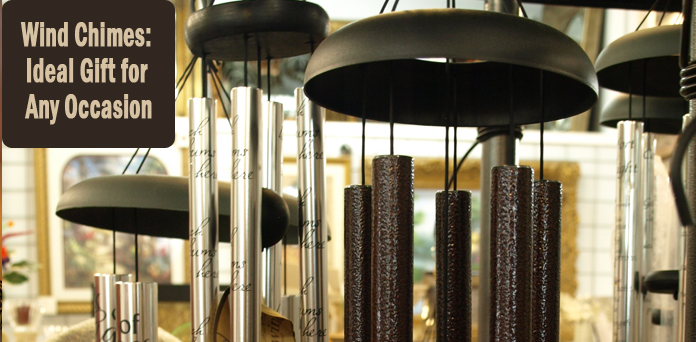 Wind Chimes: Ideal Gift for any Occasion
